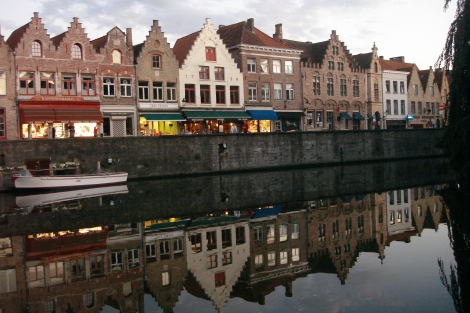 Bruge - Classic Reflection ~ PSandsPhotos