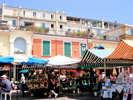 Daily Market, Nice-PSandsPhotos