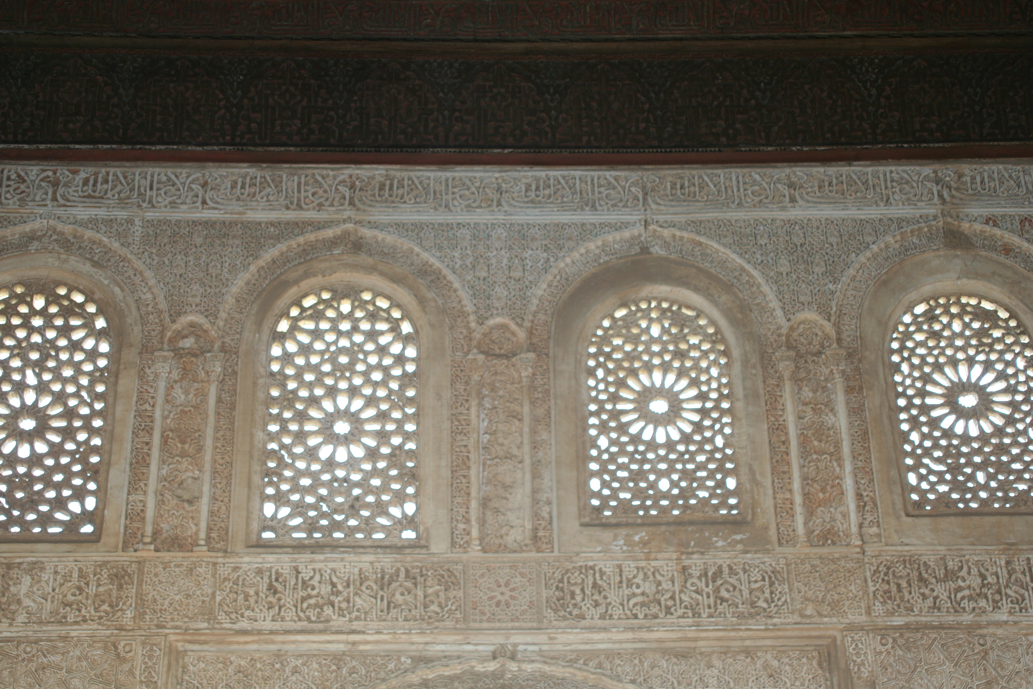 Alhambra windows~Granada,Spain-PSandsPhotos